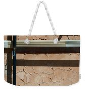 An Abstracted Wall Weekender Tote Bag