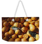 An Abundance Of Oranges Weekender Tote Bag