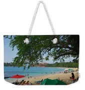 An Active Sosua Beach In Dr Weekender Tote Bag