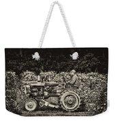 An American Farmer Weekender Tote Bag