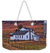 An Amish Farm Weekender Tote Bag