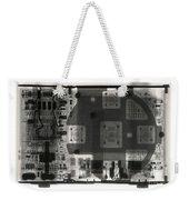 An Apple Ipod Shuffle Weekender Tote Bag