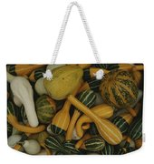 An Assortment Of Gourds Weekender Tote Bag