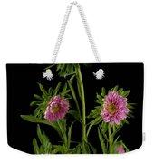 An Aster Flower Aster Ericoides Weekender Tote Bag