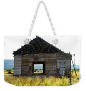 An Empty Barn  Weekender Tote Bag