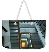 An Endless Race To The Bottom Weekender Tote Bag