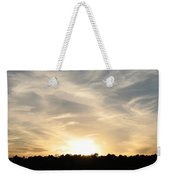 An Evening On The Water Weekender Tote Bag
