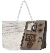 An Explosive Ordnance Disposal Logo Weekender Tote Bag