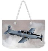 An Iraqi Air Force T-6 Texan Trainer Weekender Tote Bag