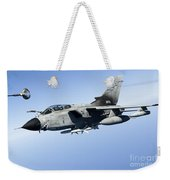 An Italian Air Force Tornado Ids Weekender Tote Bag