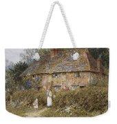 An Old Surrey Cottage Weekender Tote Bag