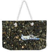 An Opisthobranch On Volcanic Sand Weekender Tote Bag