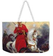 An Ottoman On Horseback Weekender Tote Bag
