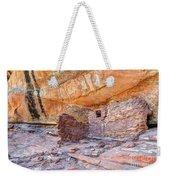 Anasazi Indian Ruin - Cedar Mesa Weekender Tote Bag