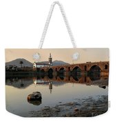 Ancient Bridge Weekender Tote Bag