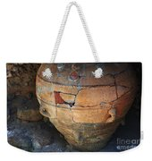 Ancient Relic Of Crete Weekender Tote Bag
