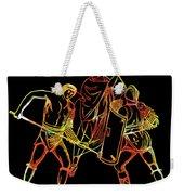 Ancient Roman Gladiators Weekender Tote Bag