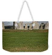 Ancient Stones Weekender Tote Bag