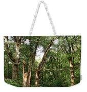 Ancient Woodland Weekender Tote Bag