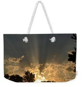 And Is To Come Weekender Tote Bag