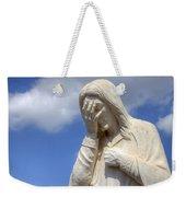 And Jesus Wept IIi Weekender Tote Bag