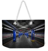 And Then The Silence... Weekender Tote Bag