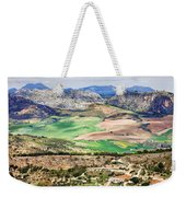 Andalucia Countryside Weekender Tote Bag