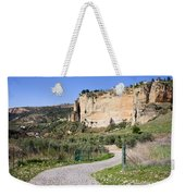 Andalusia Countryside Weekender Tote Bag