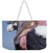 Andean Condor Vultur Gryphus Adult Male Weekender Tote Bag