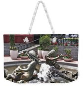 Andrea's Fountain At Ghirardelli Square Weekender Tote Bag