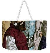 Andreas Vesalius, Flemish Anatomist Weekender Tote Bag