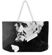 Andrew Jackson, 7th American President Weekender Tote Bag by Omikron