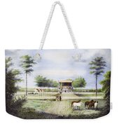 Andrew Jackson: Hermitage Weekender Tote Bag