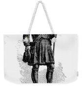 Andrew Lewis (1720-1781) Weekender Tote Bag
