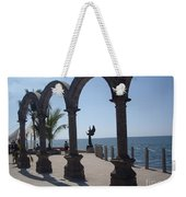 Angel At Puerto Vallarta Weekender Tote Bag