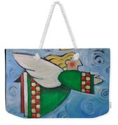 Angel Flight Poster Weekender Tote Bag