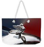 Angel Hood Ornament Weekender Tote Bag