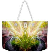 Angel Of Abundance Weekender Tote Bag