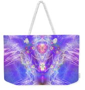 Angel Of Ascension Weekender Tote Bag