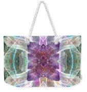 Angel Of The Crystal World Weekender Tote Bag