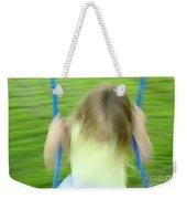 Angel Swing Weekender Tote Bag by Aimelle