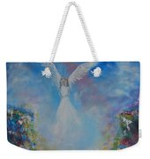 Angel Whisperings Weekender Tote Bag