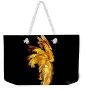 Angel Wings 1 Weekender Tote Bag by Kim Sy Ok