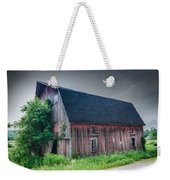 Angelica Barn In Hdr Weekender Tote Bag