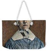 Angelina Emily Grimke Weekender Tote Bag by Granger