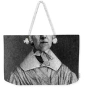 Angelina Grimk�, American Abolitionist Weekender Tote Bag by Photo Researchers