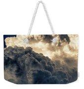 Angels And Demons Weekender Tote Bag by Syed Aqueel