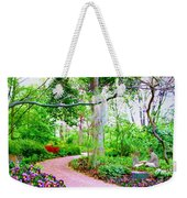 Angels Watch Over You Weekender Tote Bag