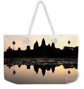 Angkor Wat At Sunrise Weekender Tote Bag