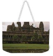 Angkor Wat Temple Reflected Weekender Tote Bag